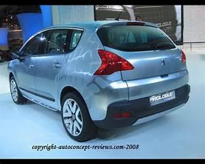 Future 2008 Peugeot : peugeot prologue hymotion4 hybrid concept 2008 ~ Dallasstarsshop.com Idées de Décoration