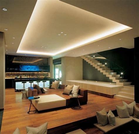 38 id 233 es originales d 233 clairage indirect led pour le plafond design salons et grands salons