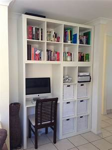 15, Collection, Of, Desk, With, Matching, Bookcase