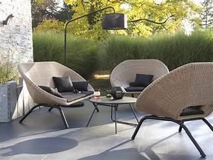 Un Salon De Jardin Chic Prix Doux Joli Place