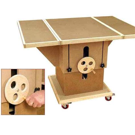adjustable    assembly table woodworking plan woodworkersworkshop  store