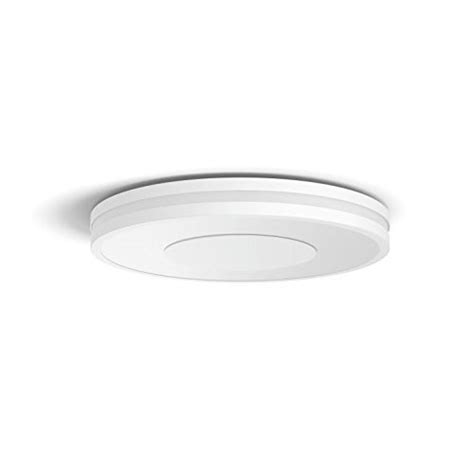 philips hue led deckenleuchte being philips hue white ambiance being 40 w connect ready led ceiling l includes philips hue