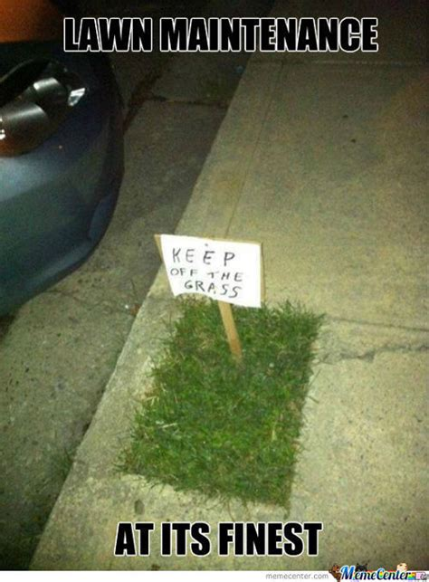 Grass Memes - lawn cutting memes best collection of funny lawn cutting pictures