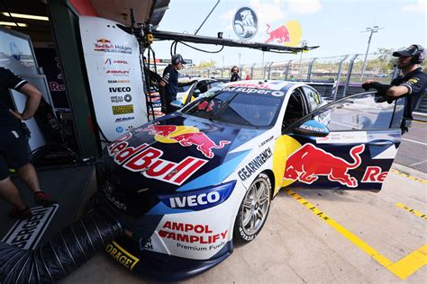 engine change  van gisbergen holden supercars