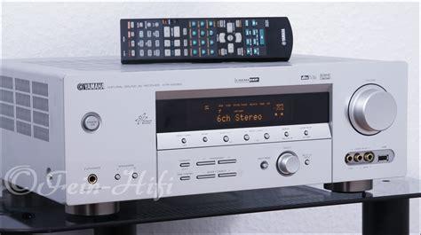 Yamaha Htrn5060 Digital 51 Avreceiver Mit Usb Und Lan