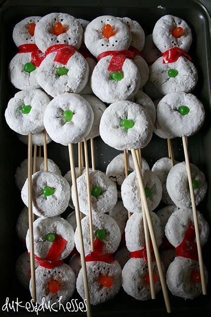 birdie christmas party snack ideas