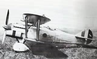 Italian Fiat CR 32
