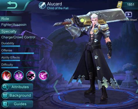 mobile legend alucard mobile legends alucard build guide hubpages