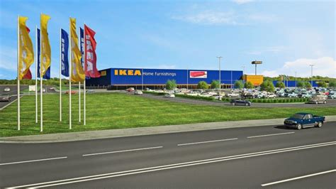 ikea proposes plans  fort worth store  open summer