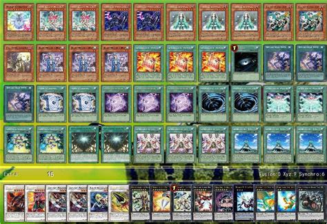 yugioh spellbook deck recipe spellbook prophecy deck september 2013 banlist