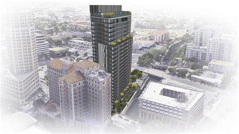 jmj development approved  villita tower  historic