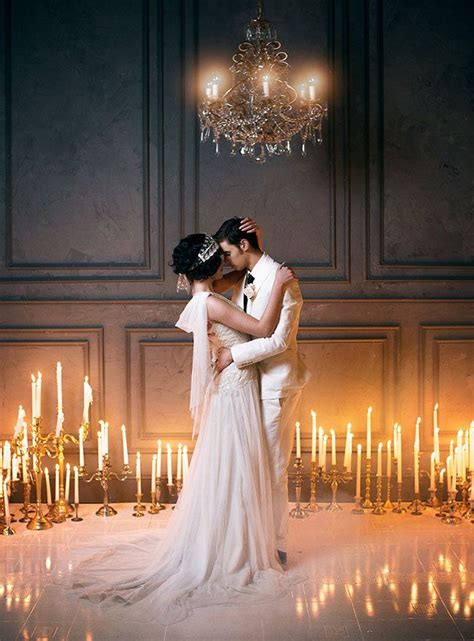 Romantic Wedding Inspiration From The Great Gatsby