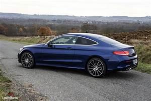 Mercedes Classe C Coupé : essai mercedes benz classe c coupe 7 les voitures ~ Medecine-chirurgie-esthetiques.com Avis de Voitures