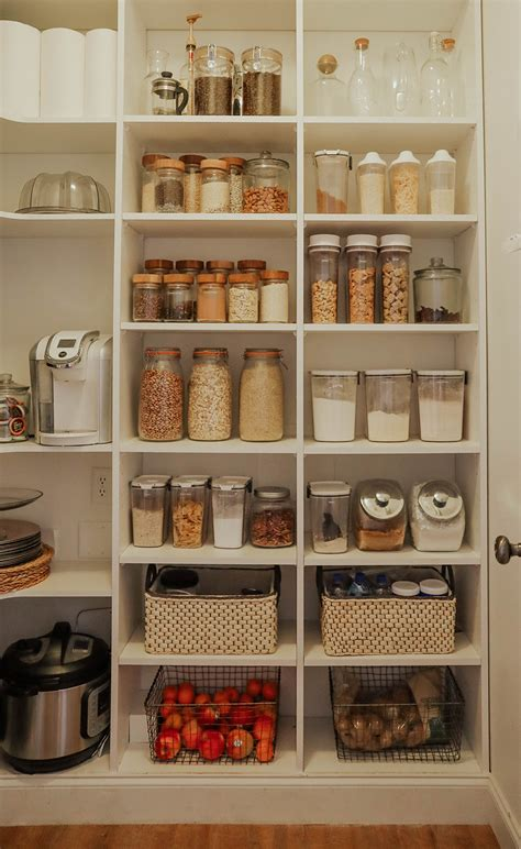 pantry organization grocery planning  honor  design