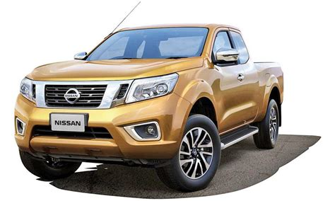 Overseas Reveal Points To The Next-gen Nissan Frontier Pickup