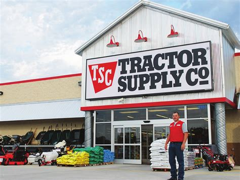 Tractor Supply Co. Proposes To Move To Former Meeks Lumber