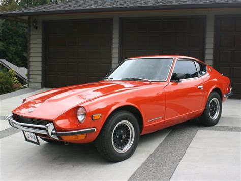 1972 Nissan Datsun 240z by Original Owner 1972 Datsun 240z For Sale On Bat Auctions