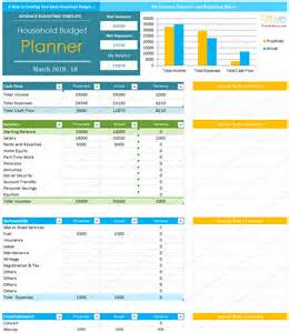 Ms Excel Templates Home Budget Template For Excel Dotxes