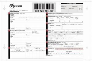 Sf Express Tracking : how to prepare waybill ~ Orissabook.com Haus und Dekorationen