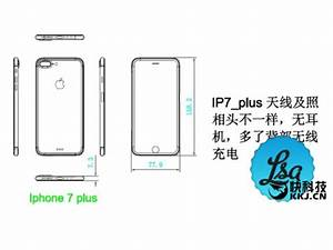 Leaked Diagrams Reveal That The Apple Iphone 7 And Apple