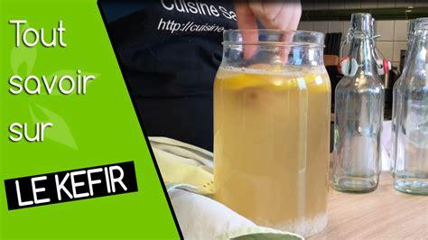 cuisine bio saine tout savoir sur le kéfir de fruits cuisine saine sans gluten sans lait