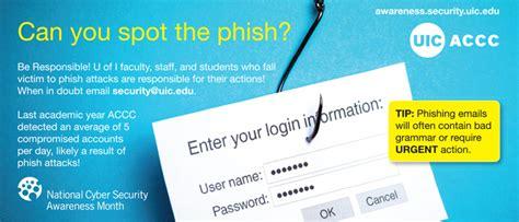 Week 1: Email Phishing Poster 1