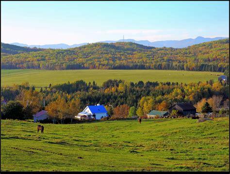 Country Scene In Fall By Jocelyner On Deviantart