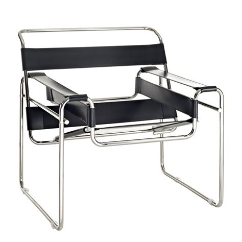 breuer lounge chair wassily style design lounge chair