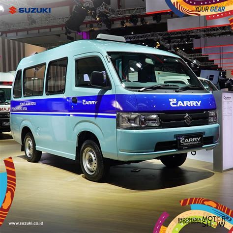 Review Suzuki Carry 2019 by Global All New Suzuki Carry With K15b C Engine Breaks