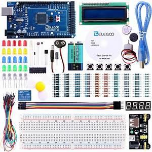 Elegoo Mega 2560 R3 Project Basic Starter Kit  U2013 Elegoo Inc
