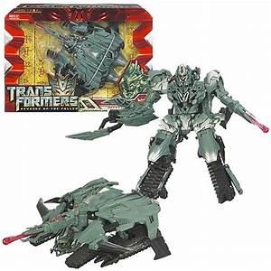 Transformers Revenge of the Fallen Voyager Megatron Jet ...