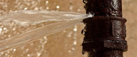 californias water system leaks sievehow save millions