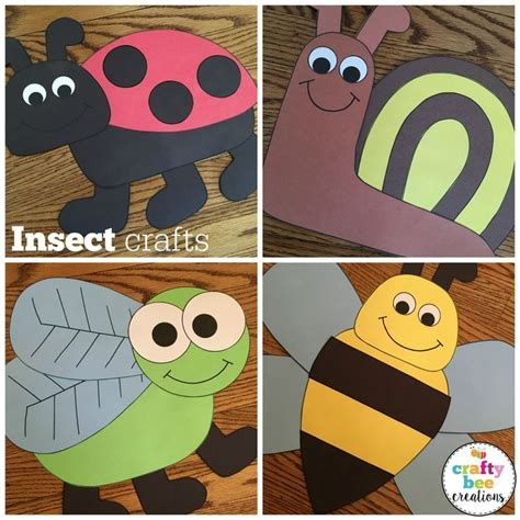 227 best crafts bugs creepy crawlies amp insects 773   8a2950c764653c53f22d79fe74d379c1 insects kindergarten activities bugs and insects preschool crafts