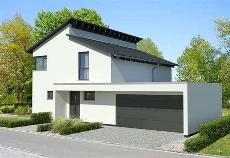 Bungalow Mit Versetztem Pultdach by Meisterst 252 Ck Haus Versetztes Pultdach Fertighaus