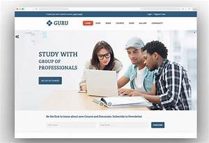 30+ Best Responsive Education WordPress Themes 2017