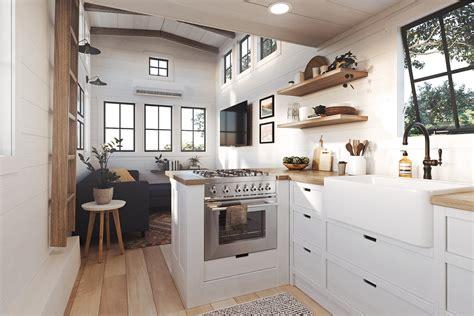 Tiny House Inneneinrichtung by Luxury Tiny Homes Popsugar Family Photo 2