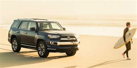 Toyota 4runner Towing Capacity by Towing Capacity Of The 2017 Toyota 4runner