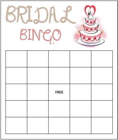 bridal shower bingo template 5 best images of free printable blank bridal bingo printable bridal shower bingo template