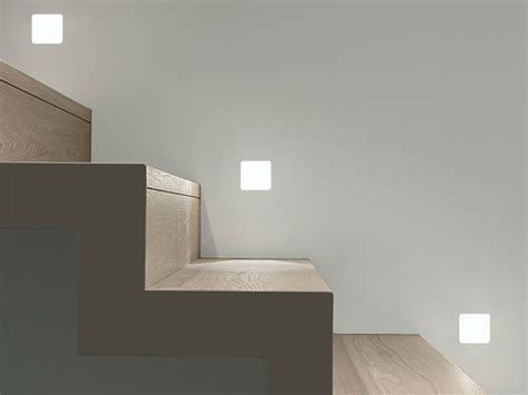 image result for lighting wall inset along stairs sunoo