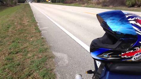 Motorcycle Broken Down. No Help Part 2