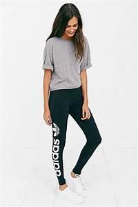 Adidas Originals Trefoil Leggings - Brands24