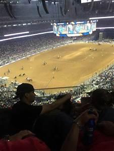 In Nrg Stadium Seating Chart Nrg Stadium Section 516 Row C Seat 6 Houston Rodeo