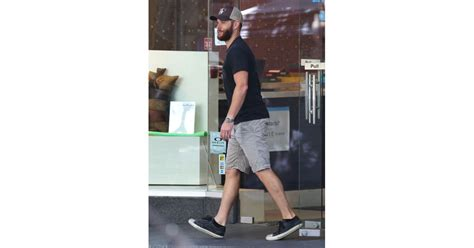 Jensen Ackles With a Beard in Vancouver   POPSUGAR ...