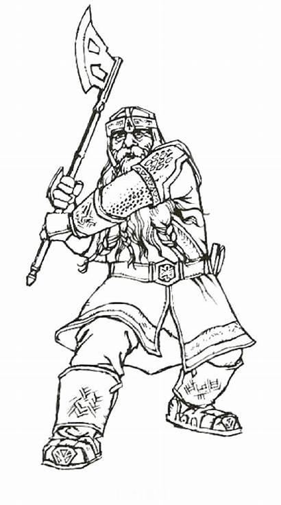 Lord Rings Coloring Pages Hobbit Printable Ring