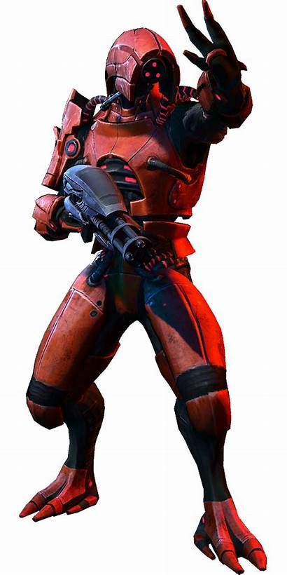 Geth Juggernaut Soldier Me3 Mass Effect Wikia