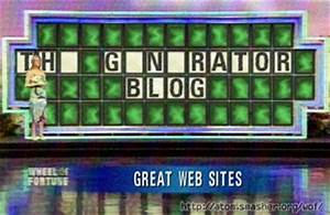 The Generator Blog Word Puzzle Generator