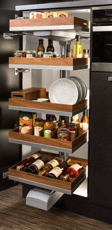 clever kitchen storage 17 best images about lavido pantry pullout on 2252