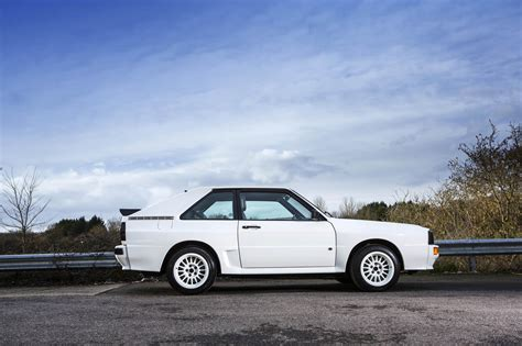 Audi Quattro by Audi Quattro Sport 1985 Sprzedane Giełda Klasyk 243 W