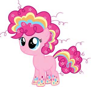 Filly Pinkie Pie Rainbow Power
