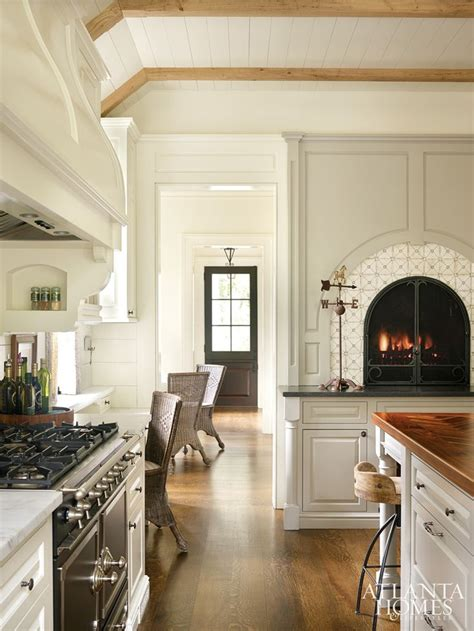 Kitchen Gas Fireplace - 84 best ideas about kitchen fireplaces on